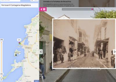 Comparte mapa - Historypin