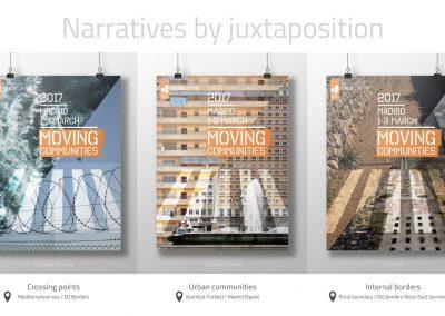 Concepto visual de Moving Communities